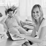 Picture of family that got Payday Loans no Faxing - Bad Credit-No Problem!