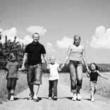 Picture of family that got Payday Loans in Brampton